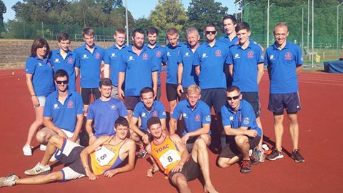 British Athletics League Team finish in their highest ever position